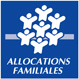 logo Caisse d'Allocations Familiales