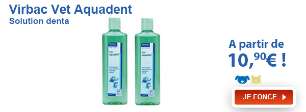 Virbac Vet Aquadent Solution dentaire  A partir de 10.90€ !