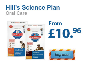 Hill's Science Plan  Oral Care  From £10.96