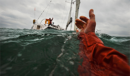 Book your place on free sailing safety events