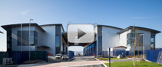 Explore our new All-weather Lifeboat Centre
