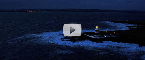 See footage of Kilmore Quay's dramatic night-time rescue