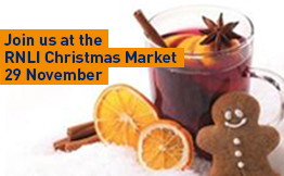 Visit our Christmas Market